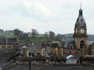 Kendal in Cumbria