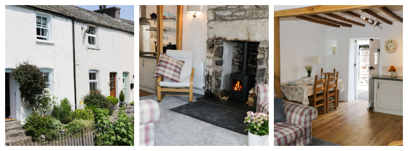 pet friendly lake district cottage with wood burner