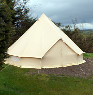 Bell-Tent-Cumbria