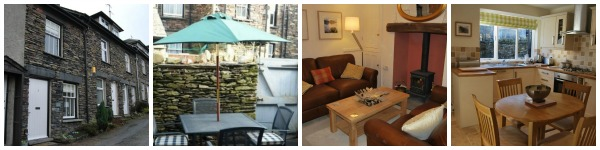 Dog friendly self catering ambleside