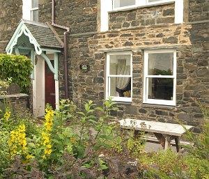 ground floor cottage sleeps 2