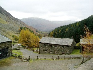 Disable friendly bunkhouse lake district