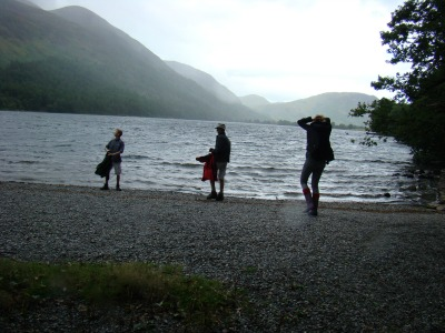 buttermere in cumbria