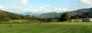 camping farm cumbria