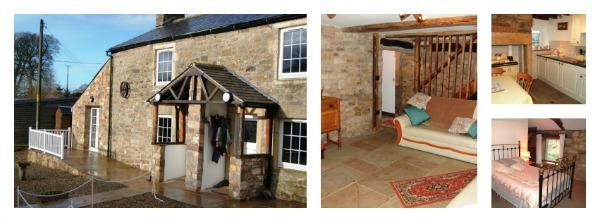 Delightful dog friendly cottage sleeps 4 Cumbria