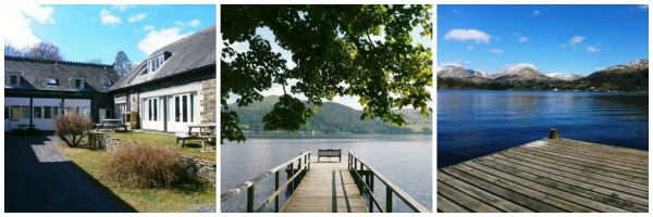 lake access cottage to rent windermere