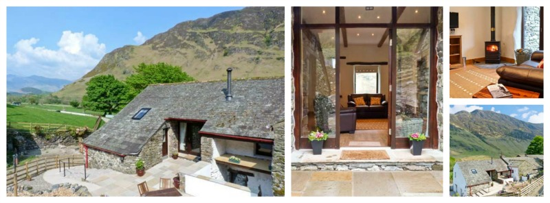remote pet friendly lake district self catering