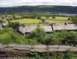 best cottages coniston