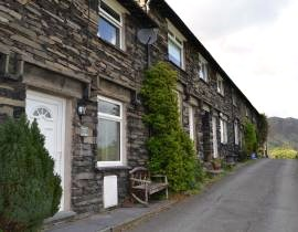 Coniston Self Catering Cottage with View
