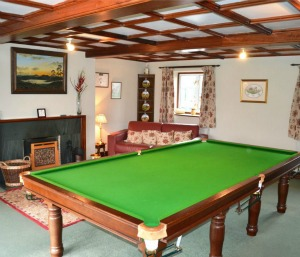 cottage in keswick sleeps 7 with snooker table