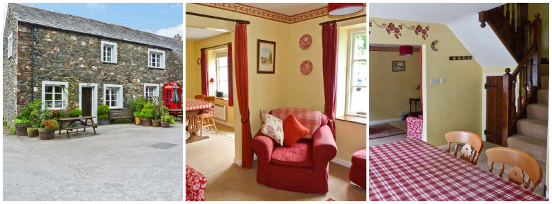 dog friendly lake district sleeps 4