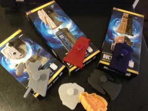 dr who lakeland cookie cutters