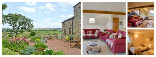 Sleeps 6 Lake District with Games Room and Kids Play area