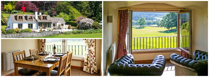 Lake View Cottage Pet Friendly Hawkshead