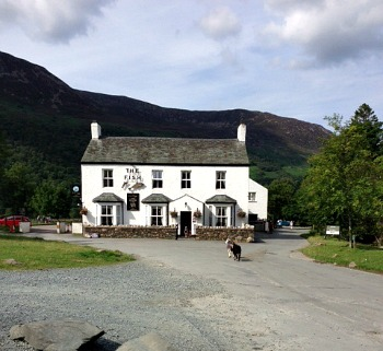 Fish Inn Buttermere