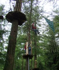 Go Ape Lake District