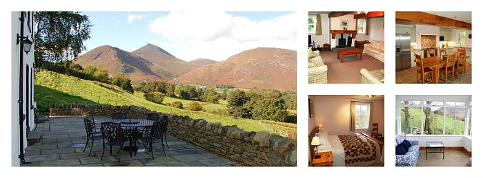 Half Term Lake District Sleeps 8