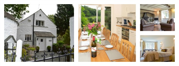 dog friendly self catering sleeps 6/7 lake district