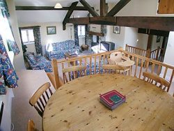 barn conversion - sleeps 8