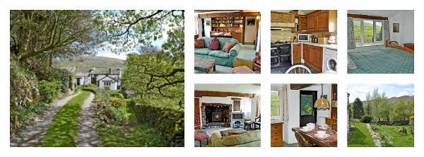 Sleeps 4 Dog Friendly Aga and Woodburning Stove