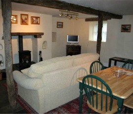 cottage nr kirby lonsdale with wood burning stove