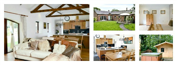 sleeps 4, dog friendly, edge lake district