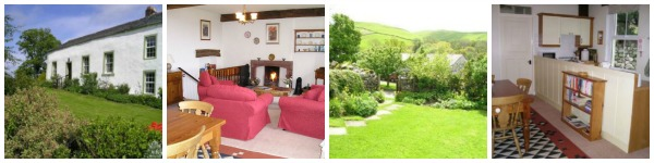 dog friendly cottage in lake district sleeps 4