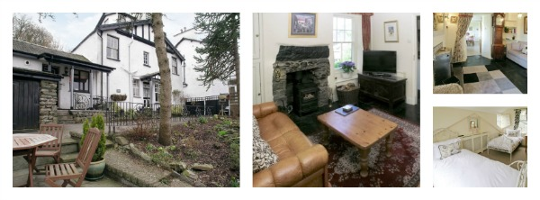 Sleeps 6 dog friendly bowness rental
