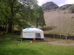 Cumbria Yurt Holiday