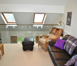 modern self catering lake district