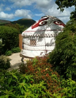 glamping lake district