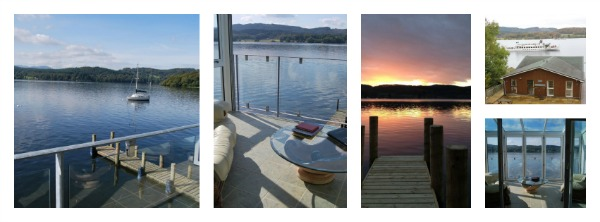 dog friendly lake frontage cottage rental windermere