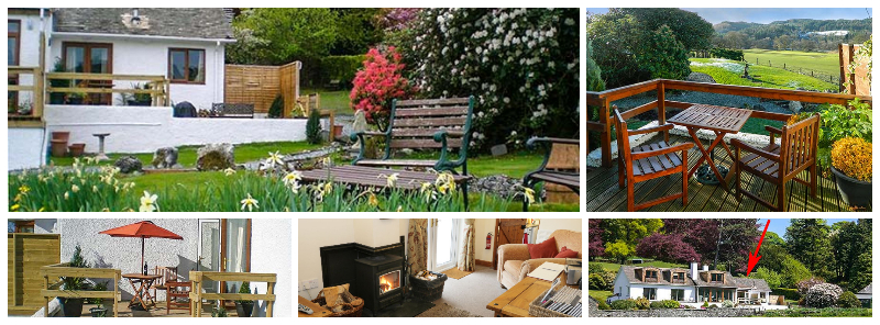 hawkshead holiday cottage sleeps 2 - dog friendly