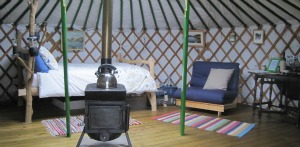 Lake Ditrict Yurt