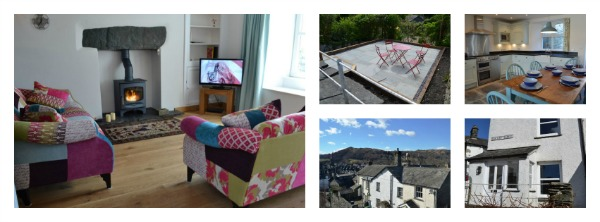 self catering in ambleside with views