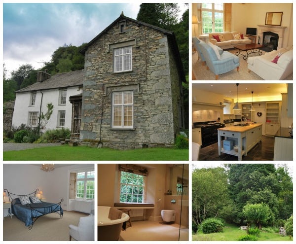 Ambleside self catering sleeps 10 dog friendly
