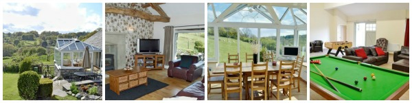 Sleeps10 Cumbria Cottage with games room