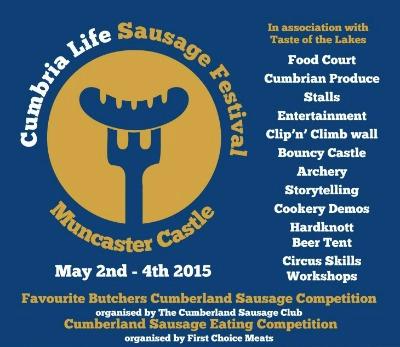 cumberland sausage festival