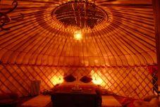 uk yurts