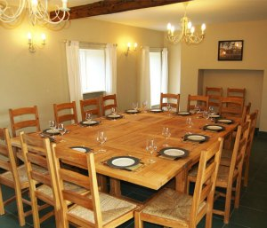 cottage for large groups cumbria