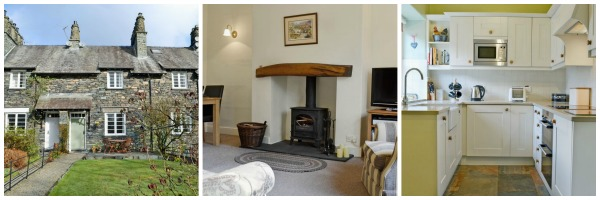 dog friendly self catering cottage near pubs lake district