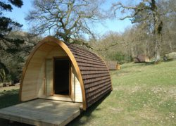 Rydal Hall Pods