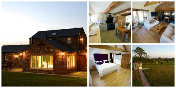 luxury self catering cottage dog friendly