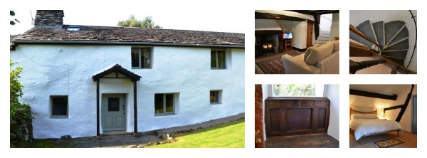 self catering lakeland cottage walkable to pubs