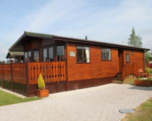 Log Cabin Cumbria