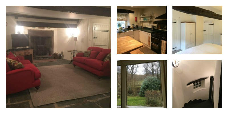 Traditional self catering cottage pet friendly near Buttermere