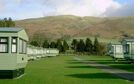 lake district static caravan