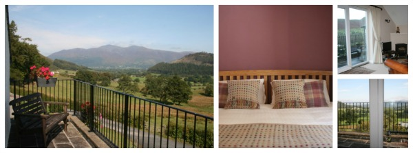 Lake District Sleeps2 with Views