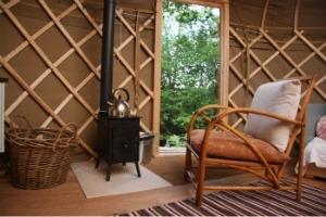 cumbria yurts