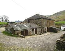 lake district camping barns